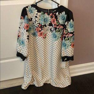 NWT Zara Shift Dress